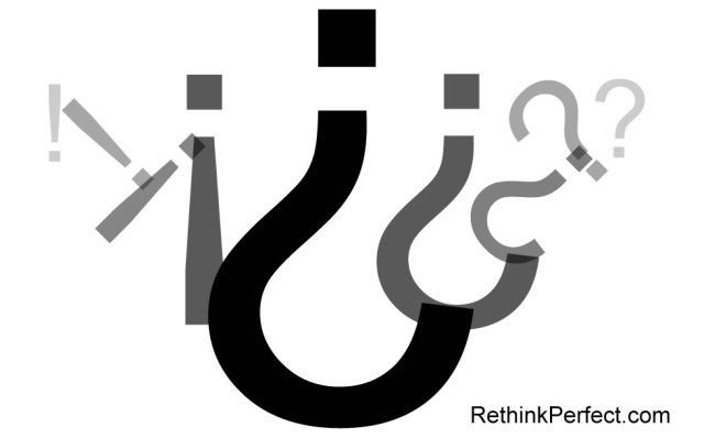 Rhetorical question mark is the combination of an inverted exclamation and an inverted question mark.